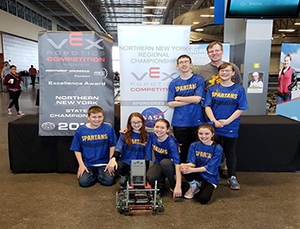 QMS vex robotics team